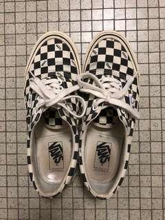 3cb3cd26ba Vans og era checkerboard jerry lorenzo FOG