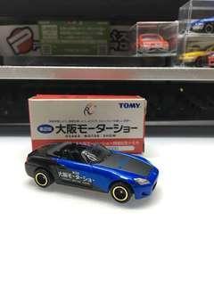 Tomica tomy Honda S2000 大阪博