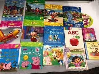 兒童故事書 15本 children English Book