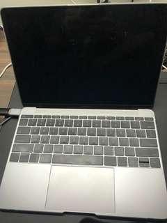 Apple Macbook Retina 12 inch 2017