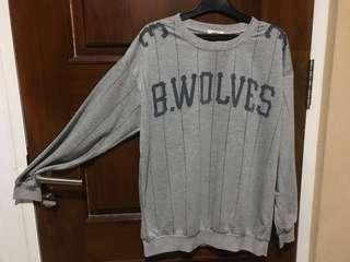 SWEATER WOLVES