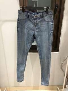 Celana Jeans-Legging