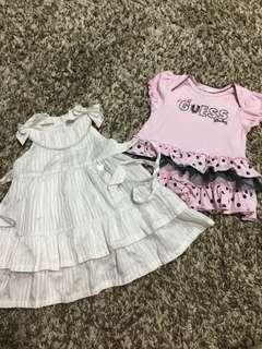 guess and trudy&teddy dress