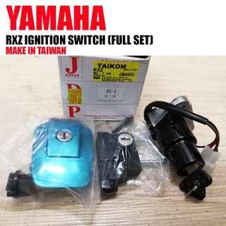 YAMAHA RXZ IGNITION SWITCH (FULL SET)