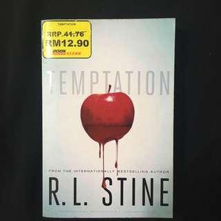 English novel - temptation