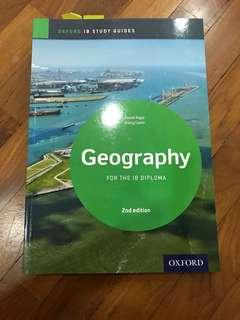 Oxford IB Study Guides - Geography 2nd Edition