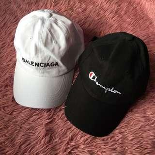 Balenciaga / Champion Caps