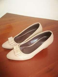 Janeo Nude Shoes
