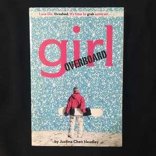 English Novel - Girl overboard