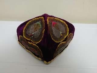 新彊帽Hat (Xin Jiang, handmade手製)