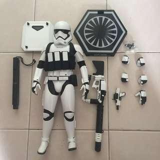 Hot toys Star Wars 1/6 stormtrooper heavy gunner