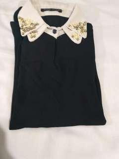 Blouse Hitam, Baju Wanita atasan