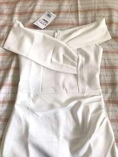 Apartment 8 White Dress