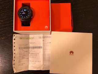 HUAWEI Watch 2 ,可插電話咭4G 通話!衞信購買,有單有盒,有配件!