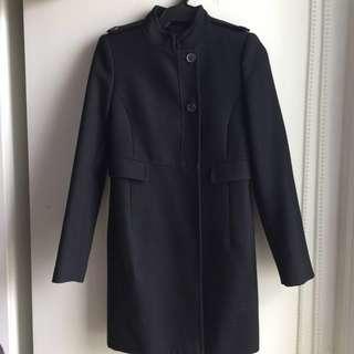 ⚠️ FREE SHIPPING! Zara Wool Coat