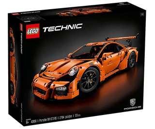Lego Creators 42056 Porsche 911 GT3 RS V29 MISBISB!