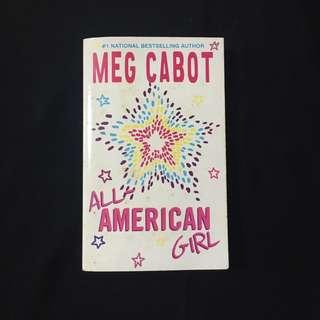 English Novel - All american girl