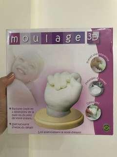 DIY Hand Mould from Paris