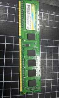 廣穎 記憶體 ddr3-1600 8GB