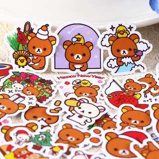 More Rilakkuma Christmas Party Planner / Scrapbook Stickers #12