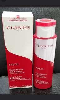 Clarins 第7代超輕盈纖體精華200ml
