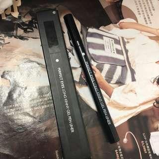 包郵Tonymoly eyeliner #black .new