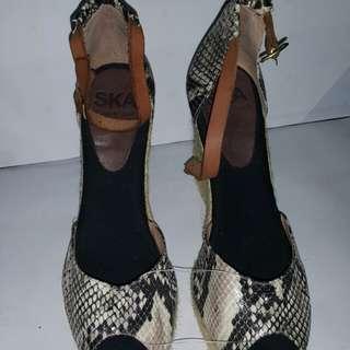 SKA Wedge Shoes