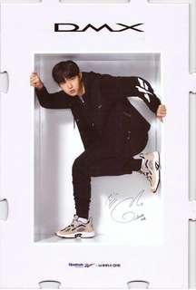 (WTT/WTS) Wanna One X Reebok Classic Kim Jaehwan Puzzle