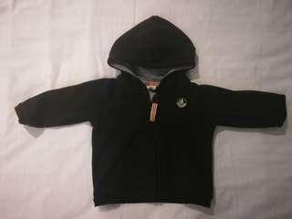 Petite Bateau hoodie for 6 months old baby