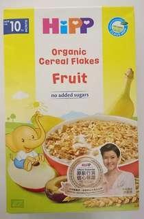 HiPP 有機穀物片-雜果 (200克) 5盒