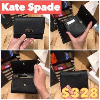 Kate Spade 短銀包$328