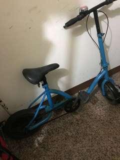 折疊腳踏車