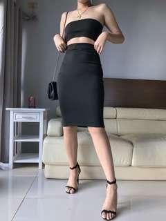 SOFIA SET BLACK