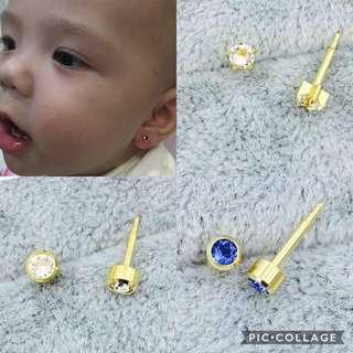 Baby and Toddler Earings
