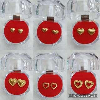 Baby and Toddler Earings (10k Gold)