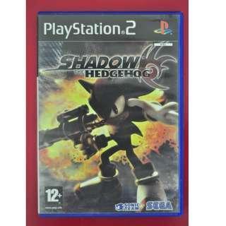 SHADOW The Hedgehog (PAL/Original version)