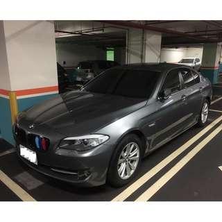 自售 BMW F10 523 車庫車