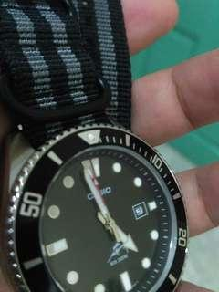 Diver Watch Casio Duro MDV 106