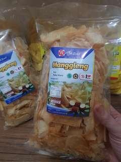 Snack Manggleng Reffa Snack