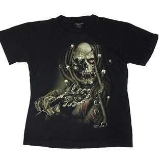 [BEKAS] Skull Shirt 2