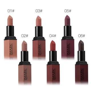 IMagic Velvet Matte Lipsticks