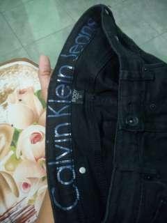 Celana Jeans Panjang Calvin Klein Jeans (CKJ)