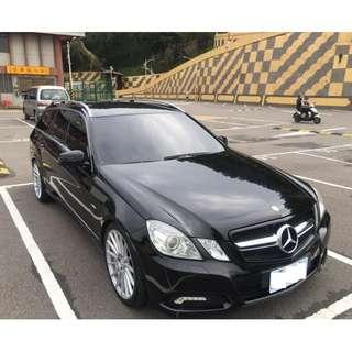 自售 M-Benz 2010 S212 E250 Estate 旅行車