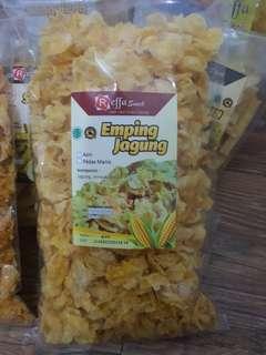 Emping Jagung Reffa Snack Favorit
