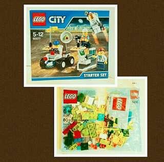 全新 Lego 40214+40214
