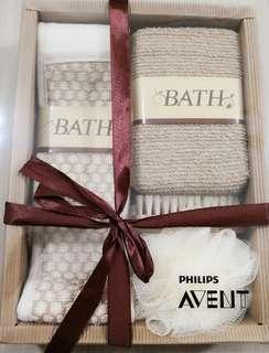 Philips Avent Baby Bath Gift Set