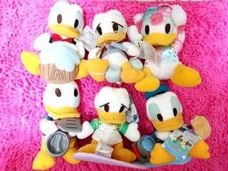 Donald duck公仔 sega
