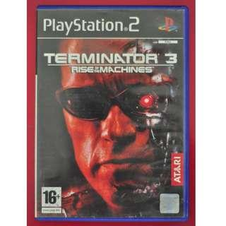 TERMINATOR 3: Rise Of The Machines (PAL/Original Version)