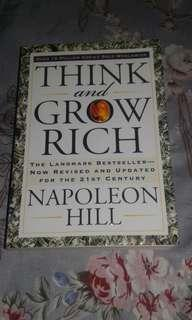 Think and Grow Rich(Napoleon Hill)