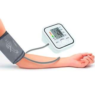 🚚 Electronic Blood Pressure Machine (Automatic BP)